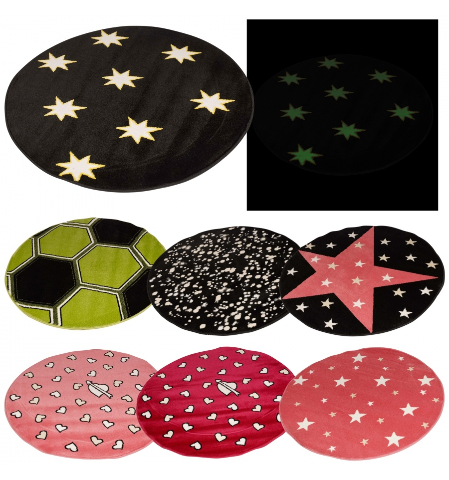 Glow In The Dark Rugs