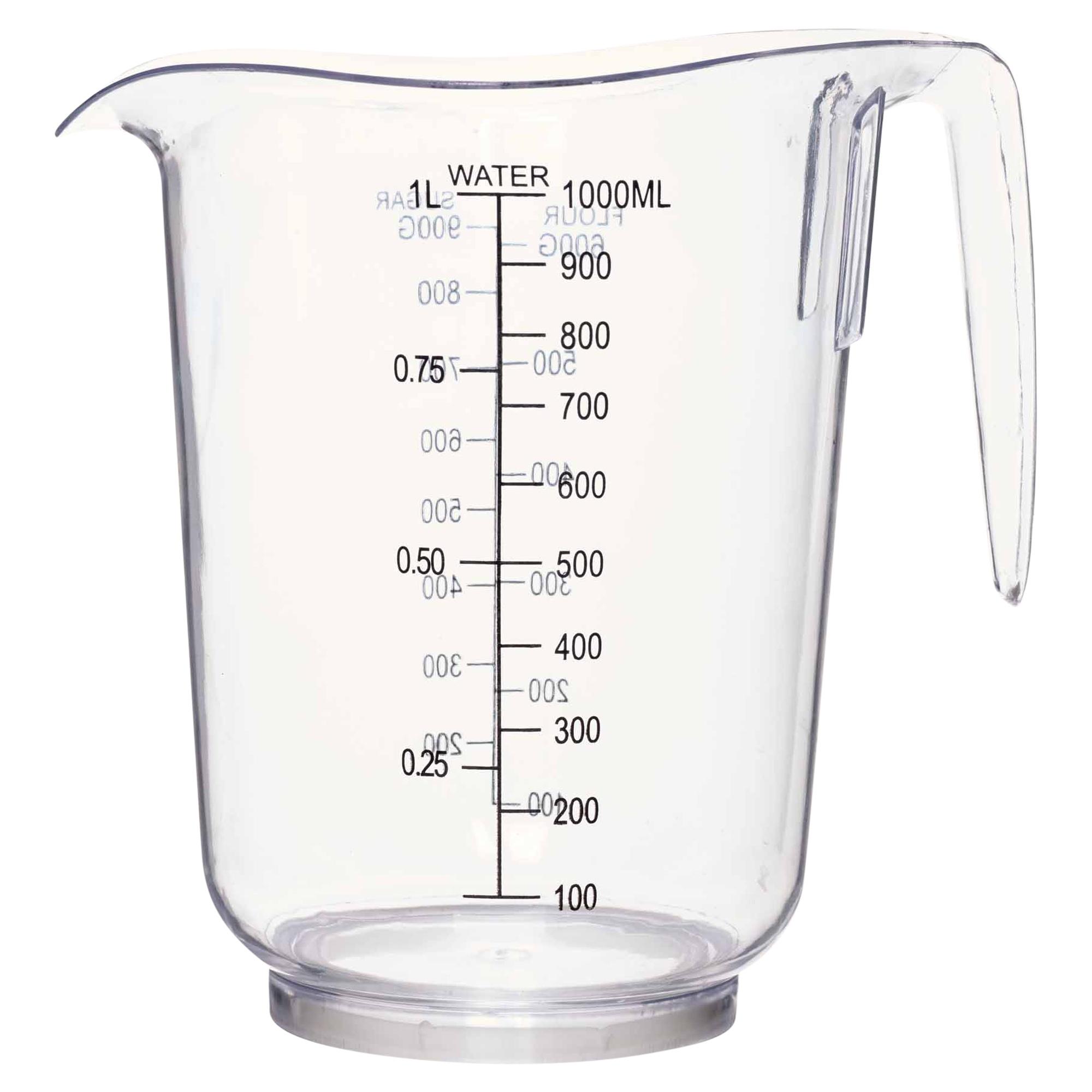 Kitchen Plastic Jar Set