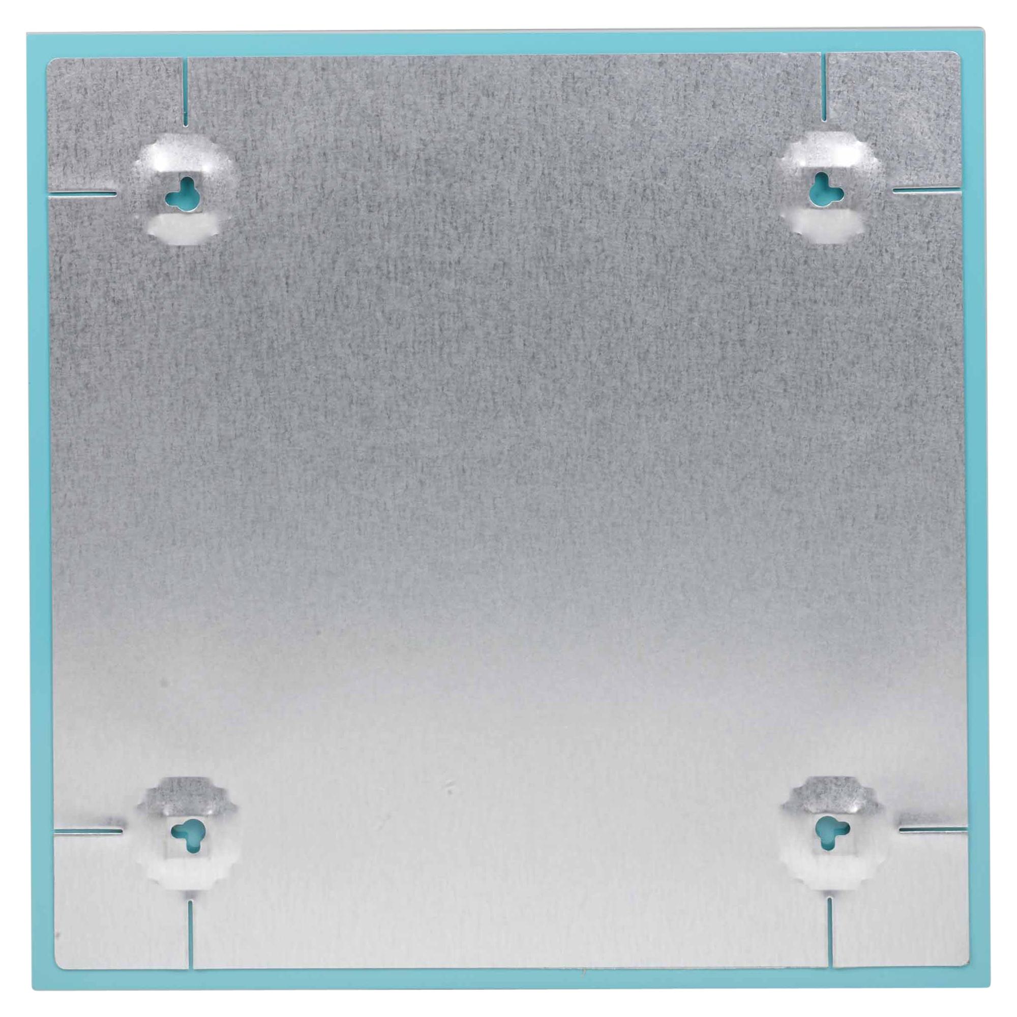 Black Glass Magnetic Memo Board