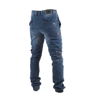 Lee Cooper Jeans - Mens, Mid Blue [AM8539]