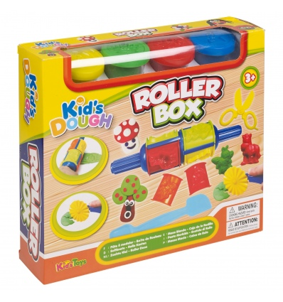 Roller Box Dough Set  [Item No. 11540 - 438877]