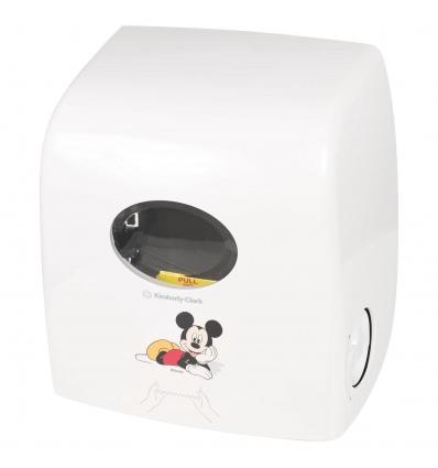 Kimberly Clark Aquarius Slimroll Dispenser [04611]
