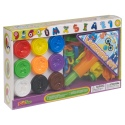 ABC & Numbers Learning Play Dough Set 11584 [438921]