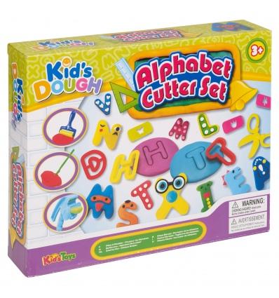 Alphabet Cutter Play Dough Set [469897]