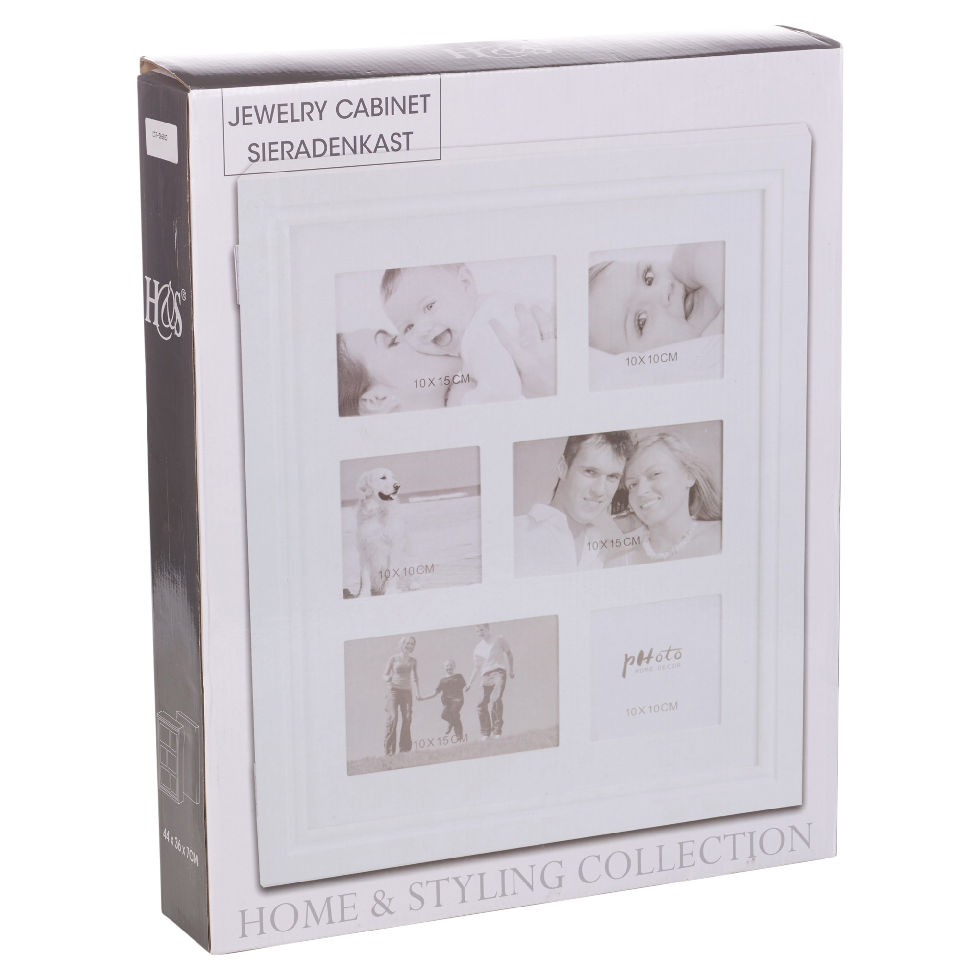 Jewellery Cabinet Uk White Wooden Home Hanging Jewellery Cabinet Storage Organiser Box