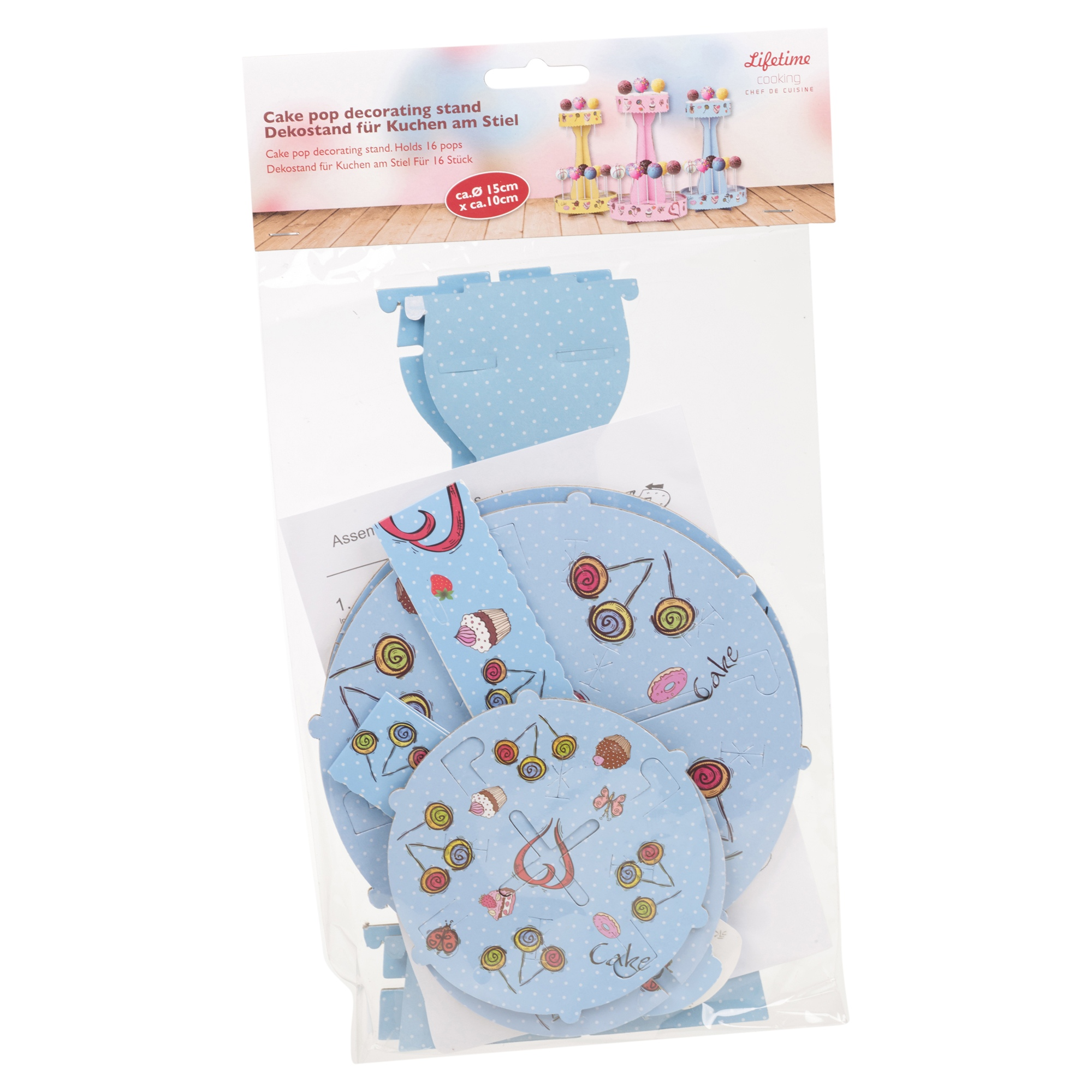 Cake Decorating Bag Assembly