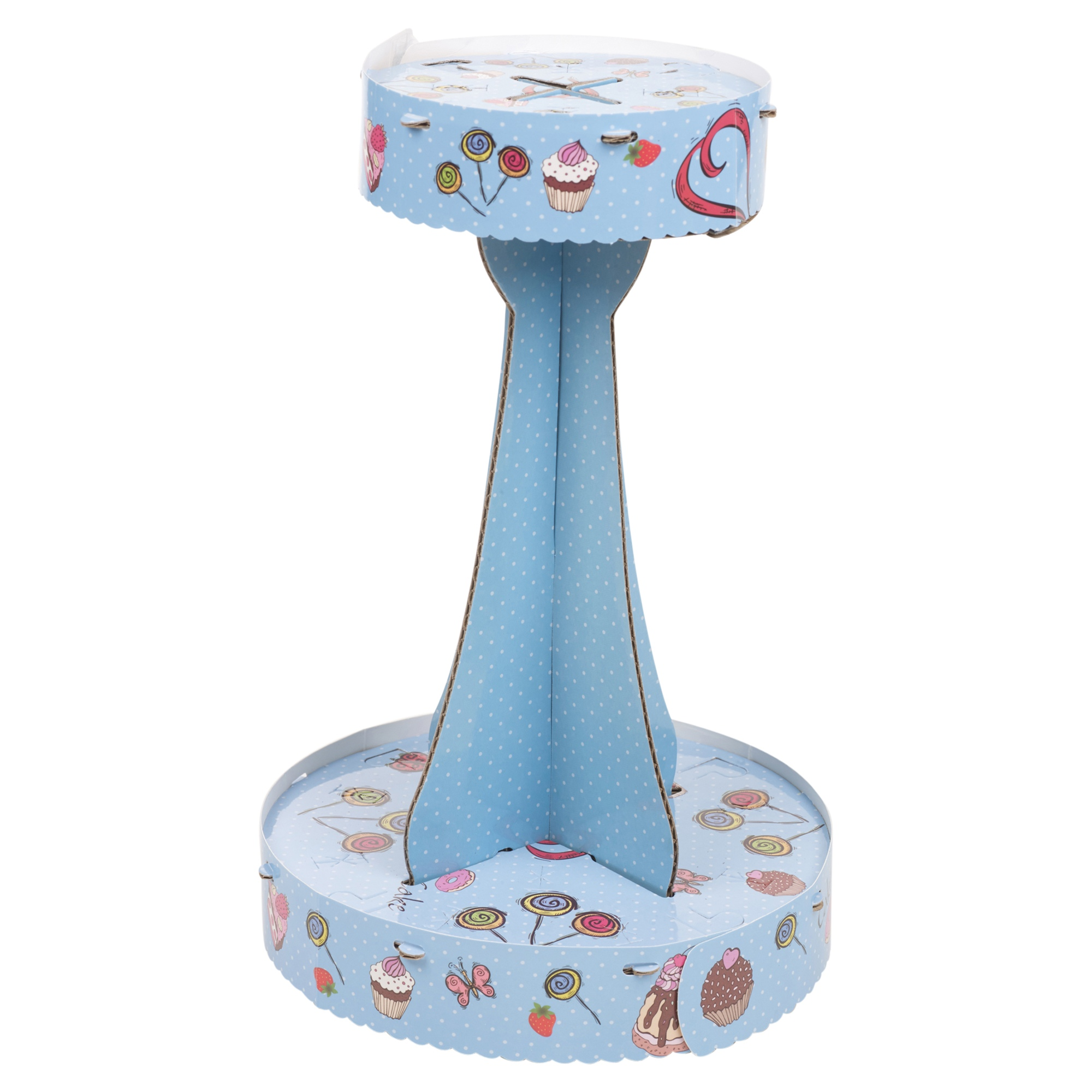 Decor Cake Holder : 2 Tier Cake Pop Stand Decoration Lollipop Decorating ...