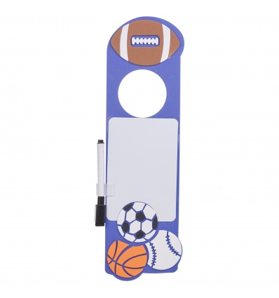Door Hanger w/White Board Marker [725000]