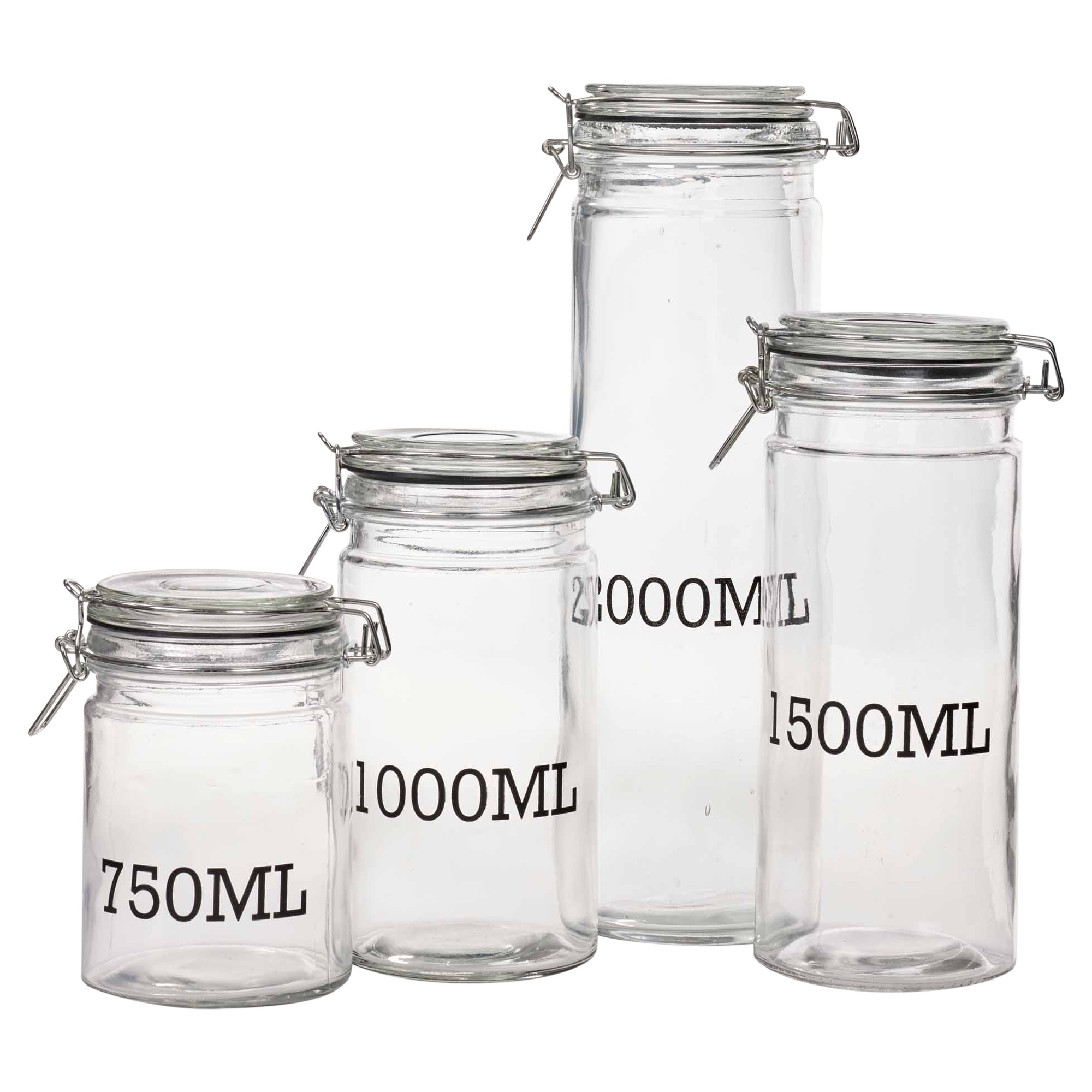 Uline stocks a huge selection of glass containers, 1 gallon glass jars and wide mouth glass jars. Order by 6 pm for same day shipping. Over 34, products in stock. 11 locations across USA, Canada and Mexico for fast delivery of glass containers.