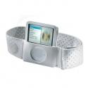 iPod Nano 3rd Gen Silicone Sport Case - Grey (FD097)