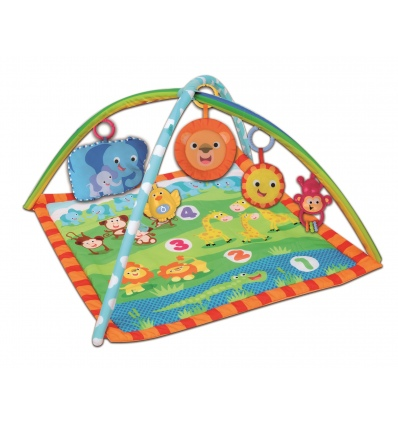 Bontempi Musical Baby Gym with animals [276533]