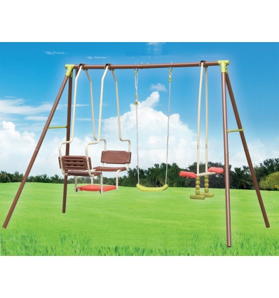 Adventurer 3 Piece Swing Set [797342]