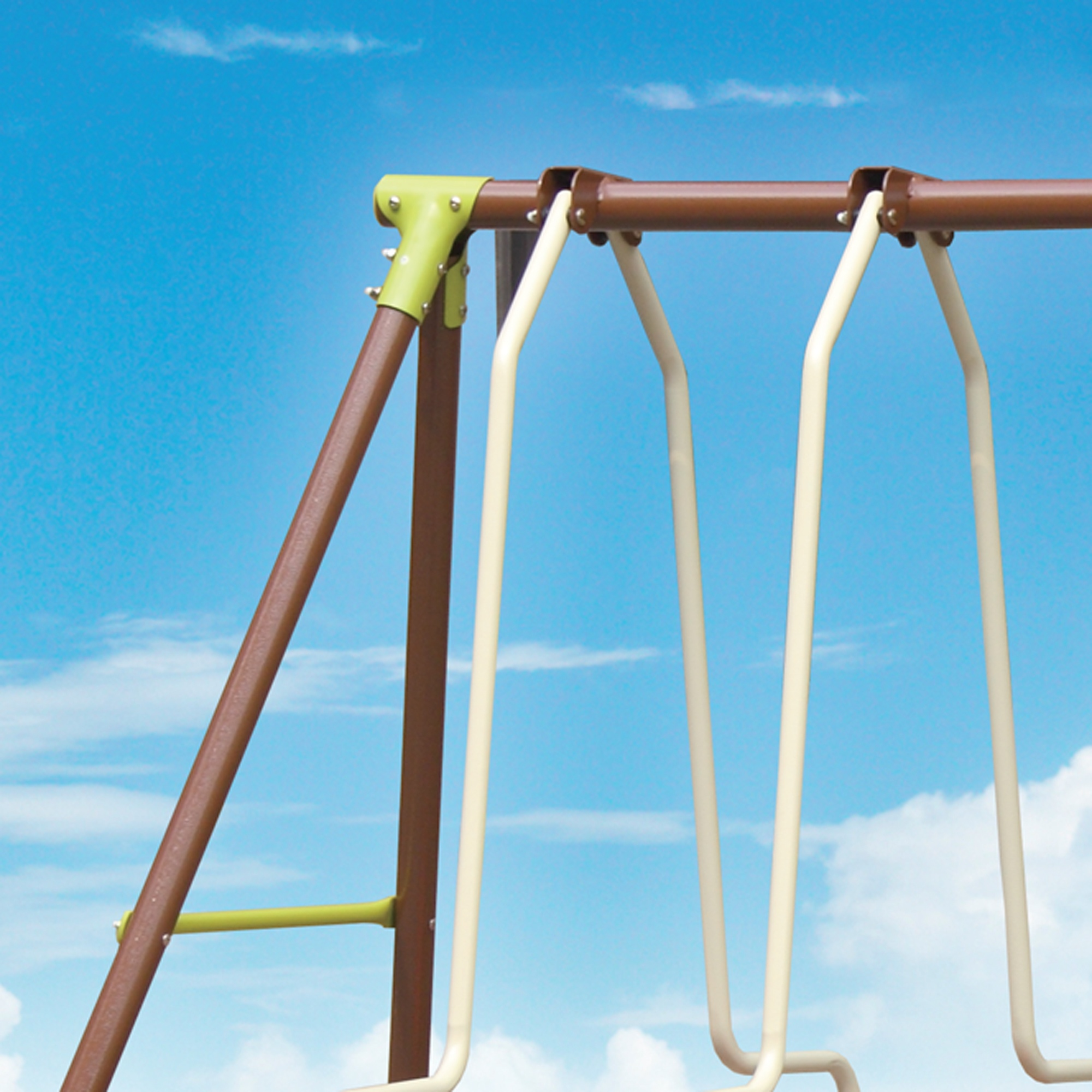 How to build outdoor wooden playground for kids