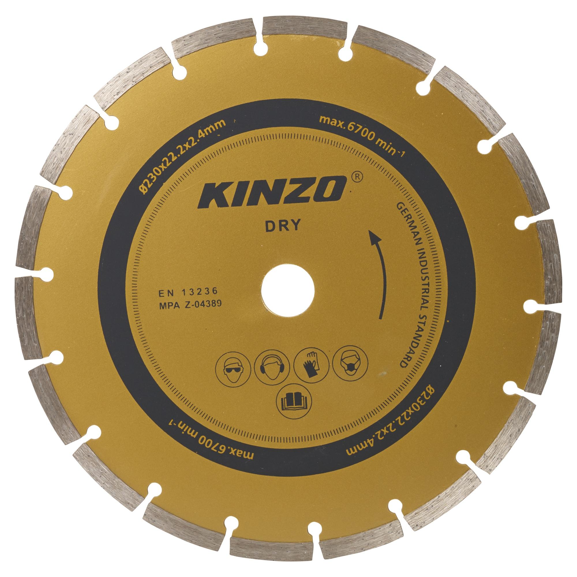 Diamond Cutting Disc Sizes