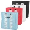 Laundry Bag 2 Compartments Metal Handle [923284]