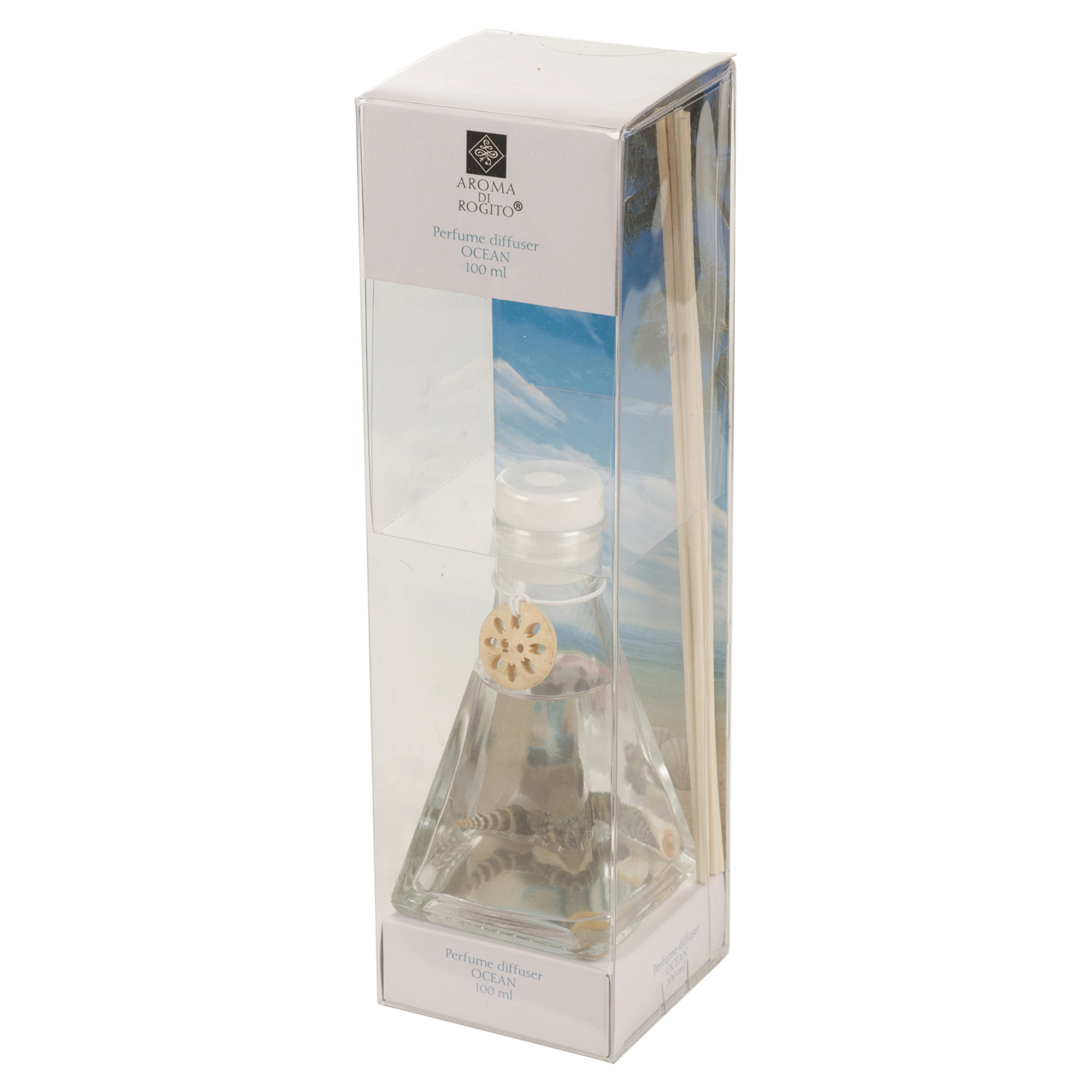 100ml Aroma Di Rogito Perfume Oil Reed Diffusers Air