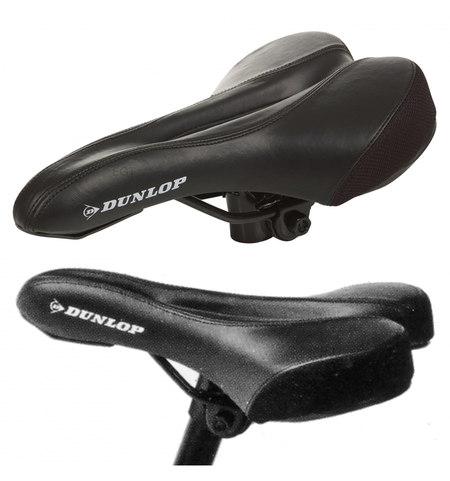 Dunlop Bike Saddle 29x17 419688