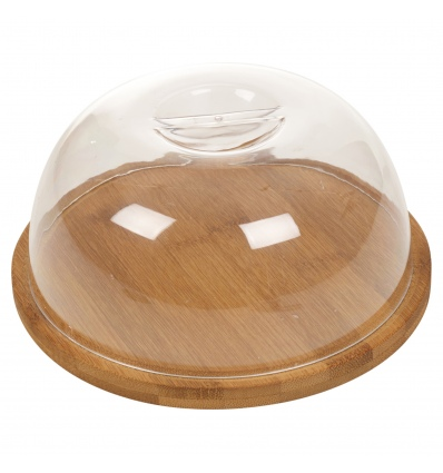 Cheese Board With Dome Storage Case [538341]
