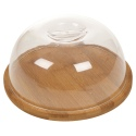 Round Cheese Board With Dome Cover [538341]