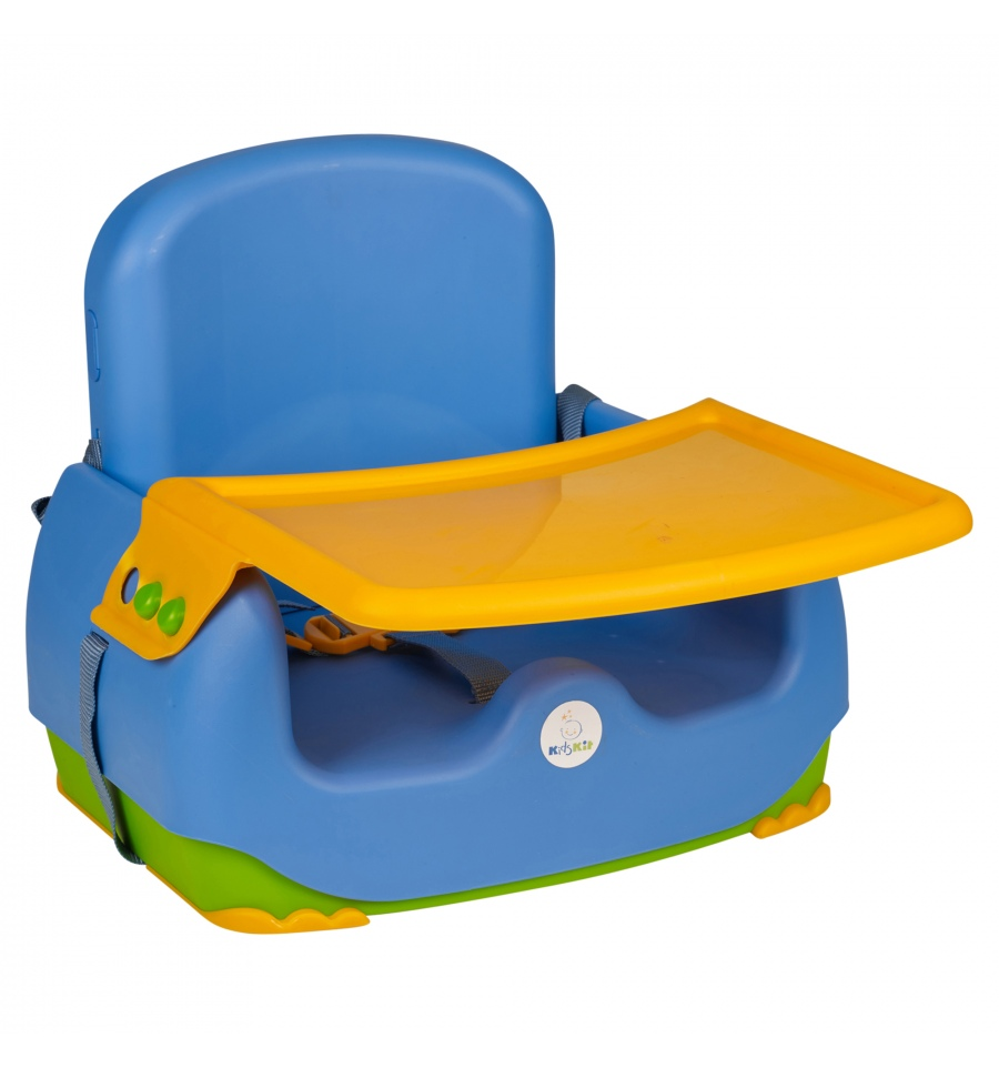 Kids Kit Baby Booster Seat With Tray