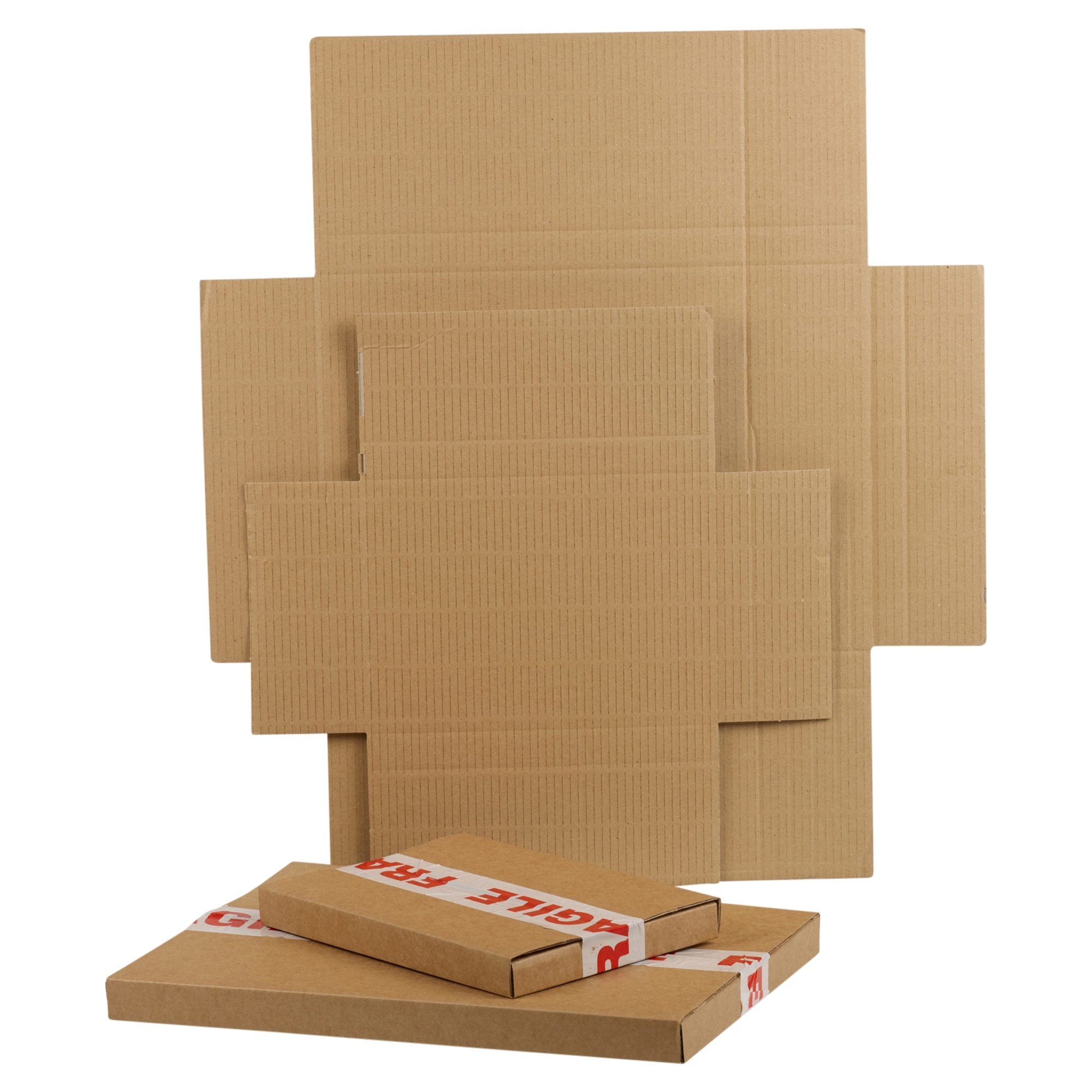 strong royal mail large letter box cardboard parcel With cardboard letter box