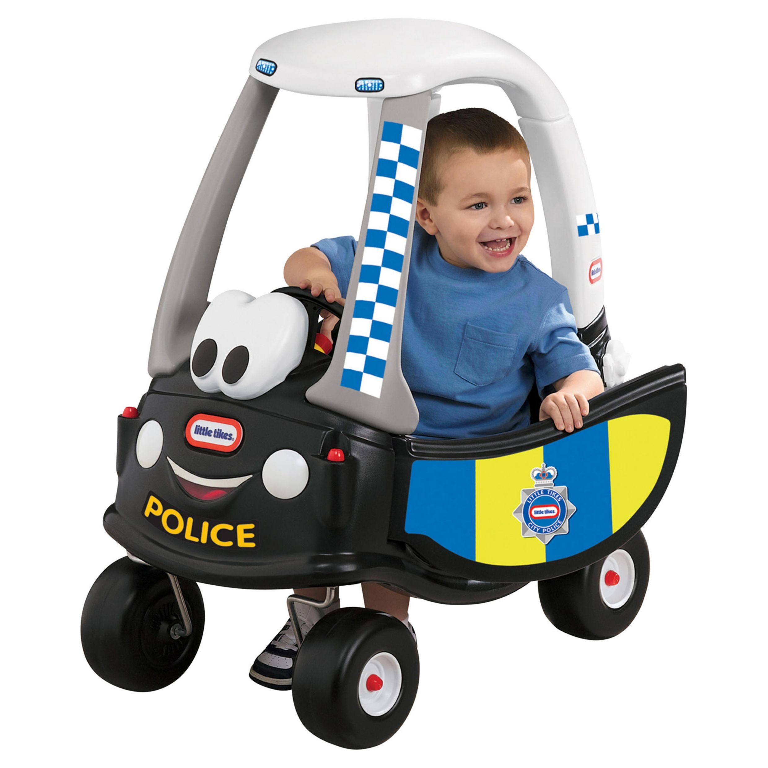 Hunting Toys For Little Boys : Little tikes classic police red cozy coupe car indoor