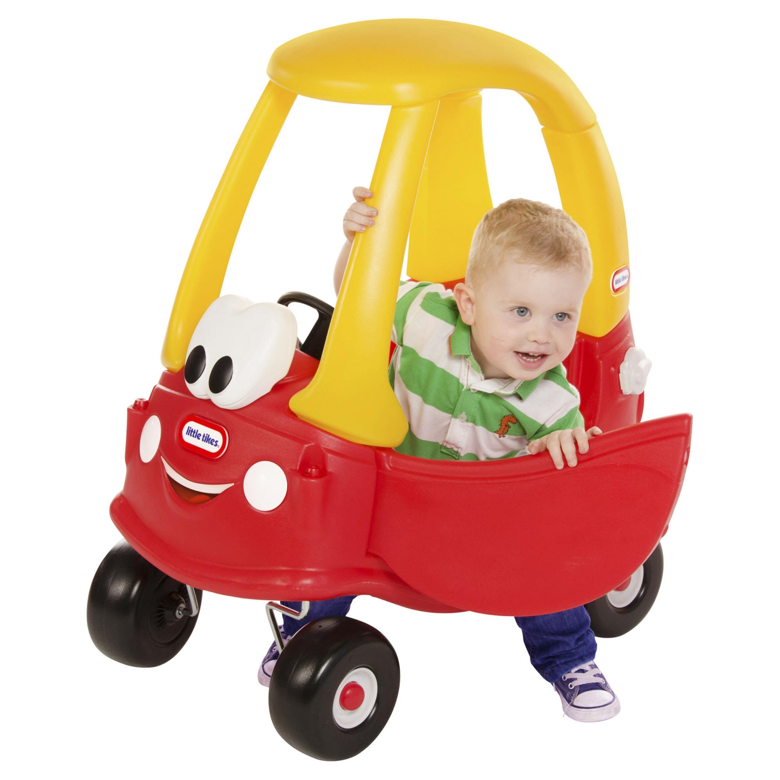 Top Little Tikes Toys : Little tikes classic police red cozy coupe car indoor