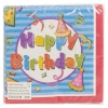 Happy Birthday Print Party Disposable Tableware & Accessories