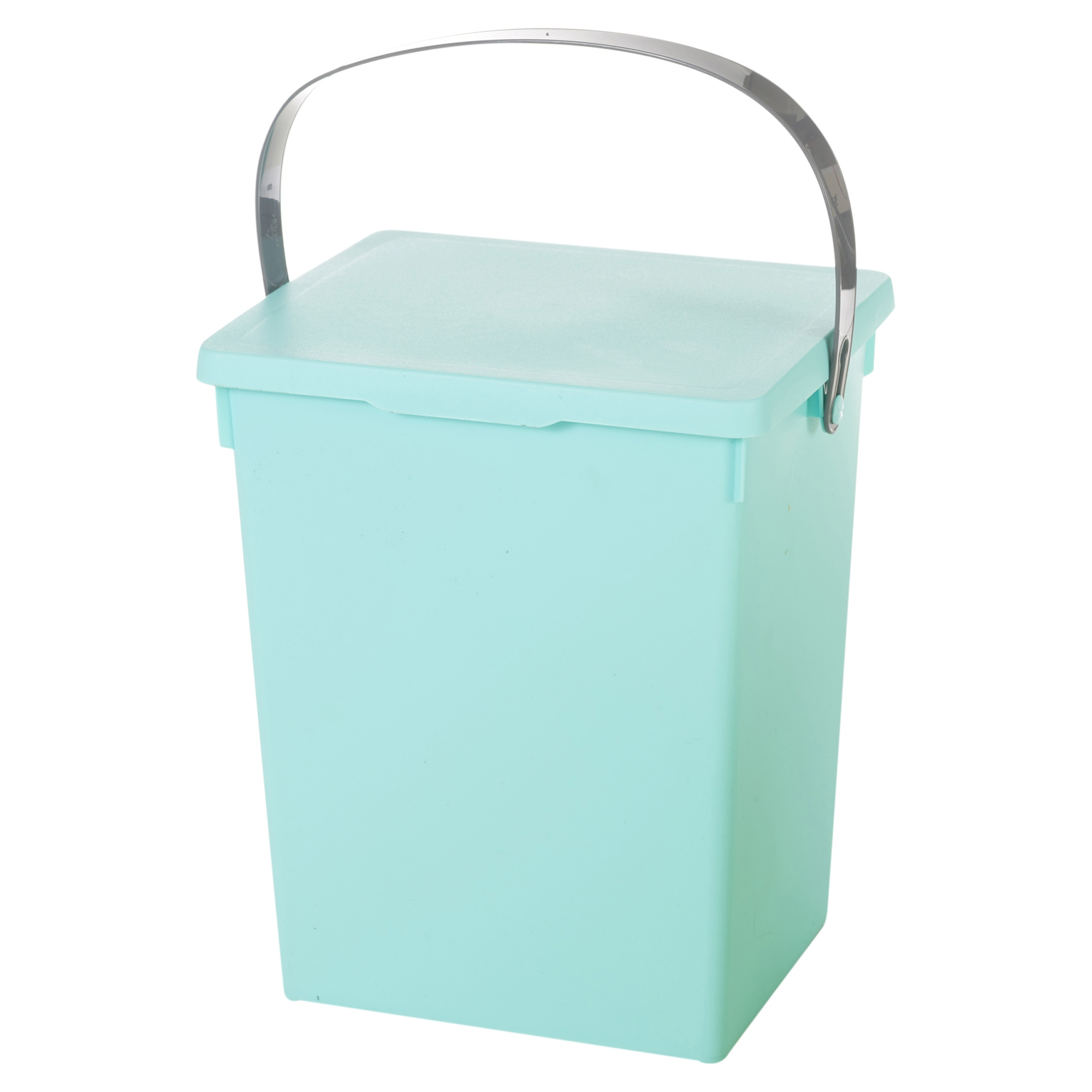 5 Litre Small Table Top Food Recycling Bin Kitchen Worktop