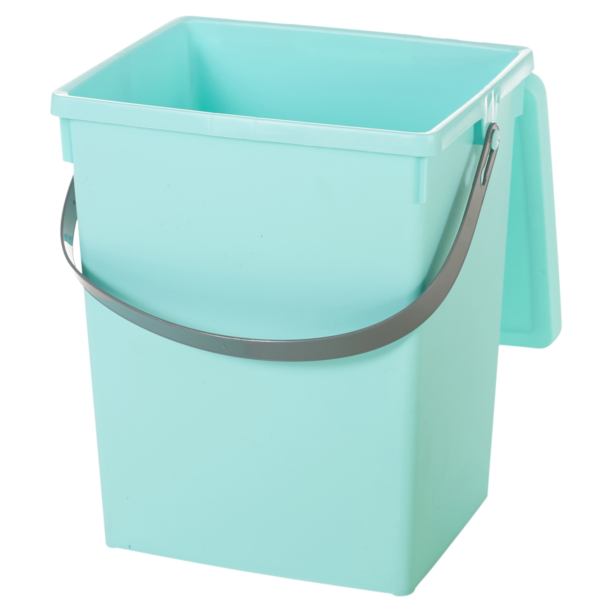9 Litre Small Table Top Food Recycling Bin Kitchen Worktop Waste ...