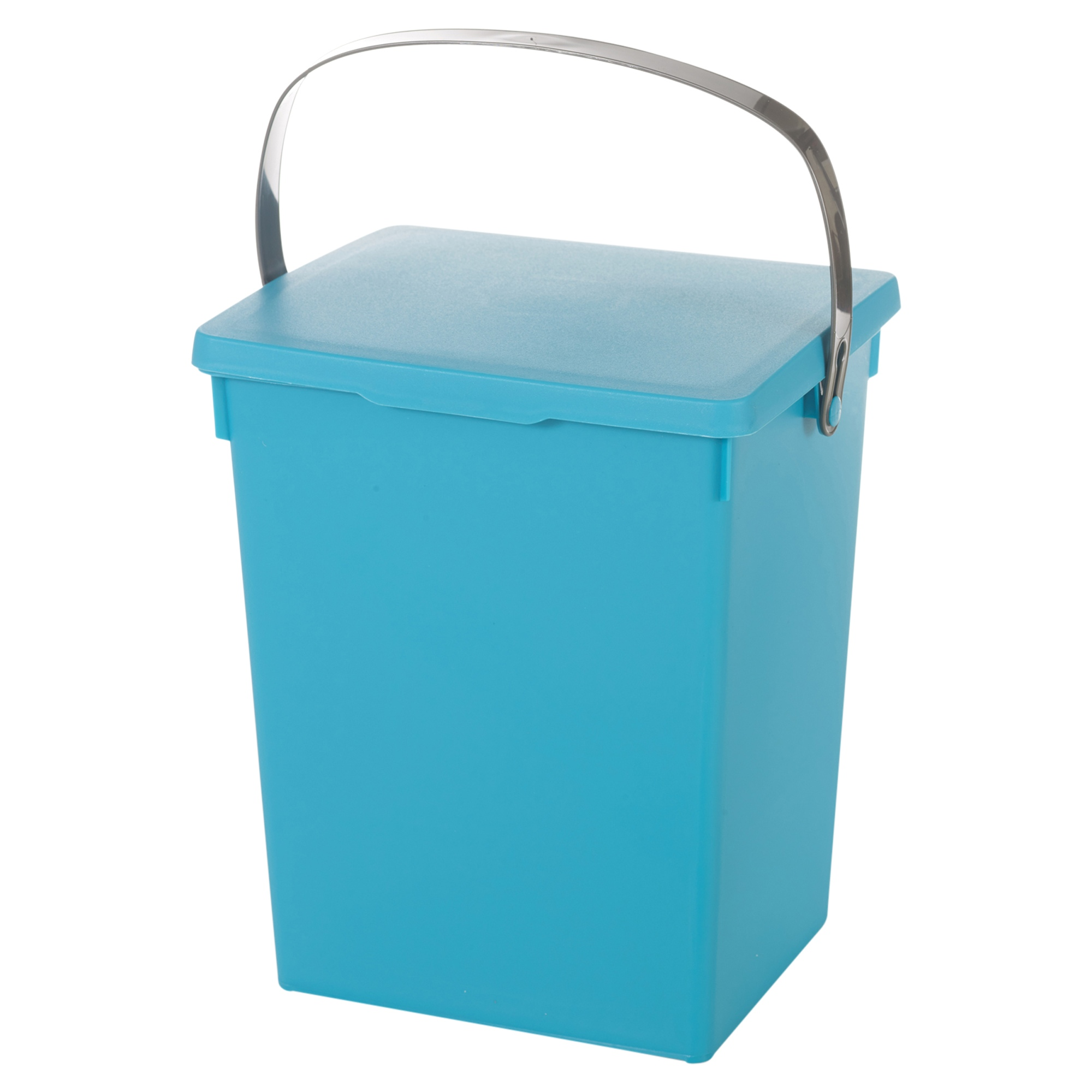 5 Litre Small Table Top Food Recycling Bin Kitchen Worktop Waste ...