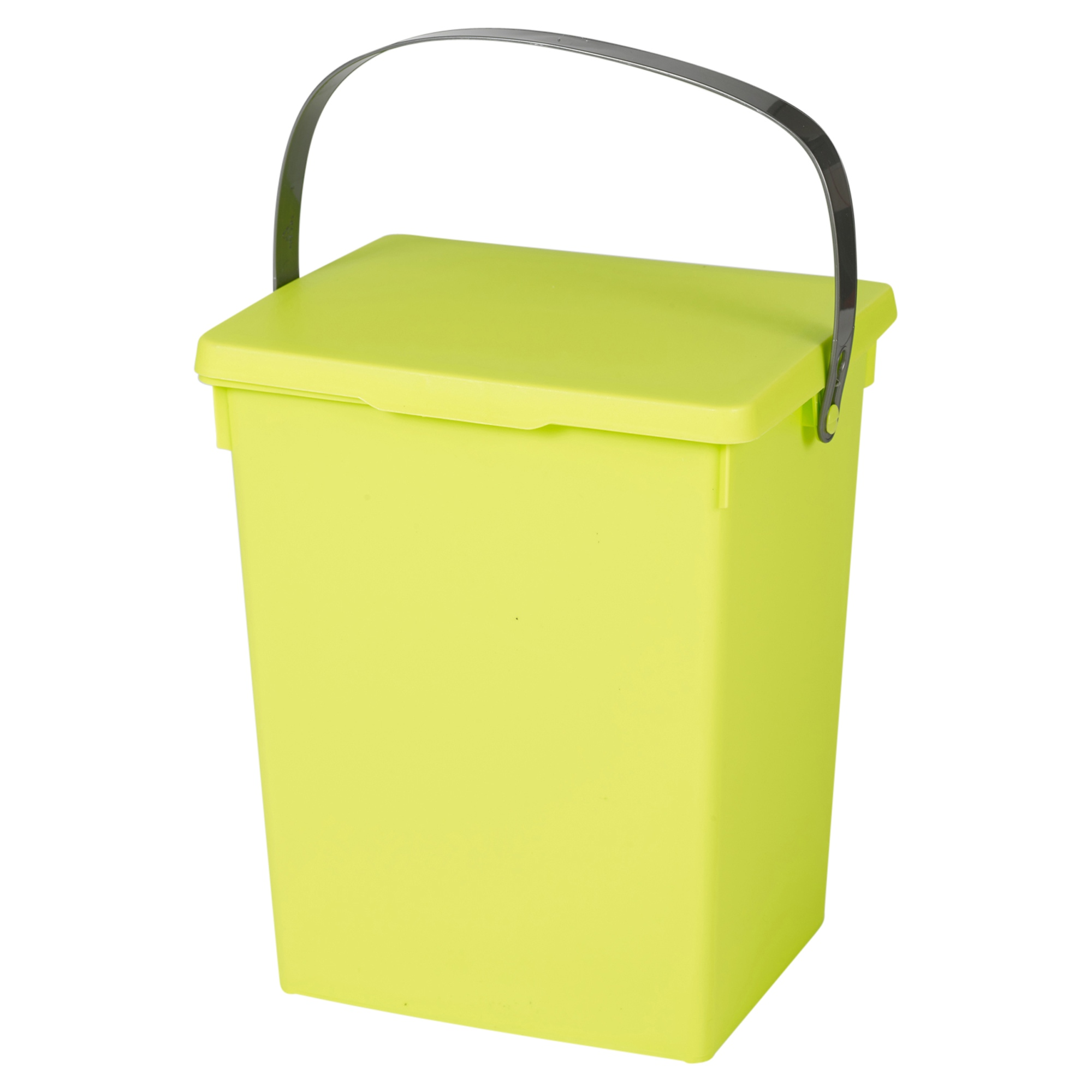 5 Litre Small Table Top Food Kitchen Recycling Bin Worktop
