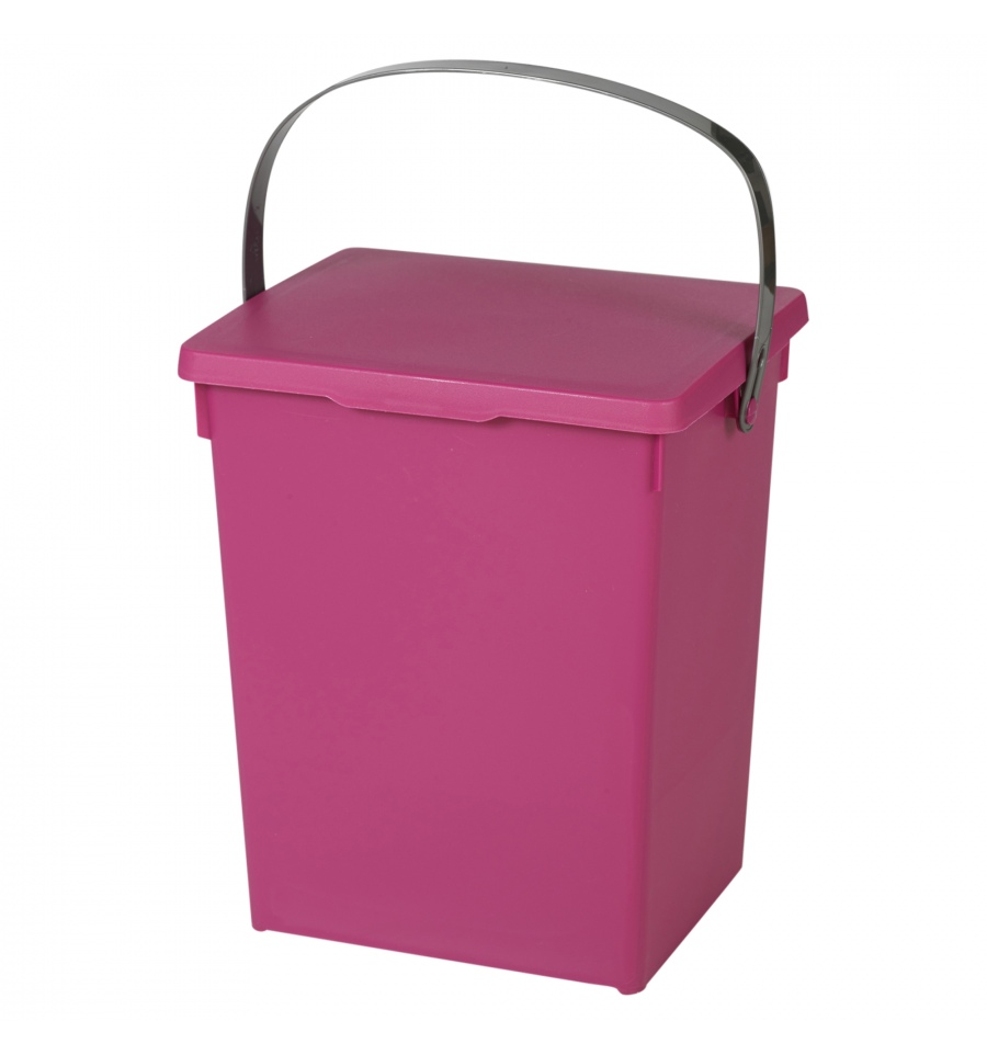 5 Litre Plain Assorted Table Top Recycling Storage Bins