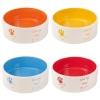 Ceramic Pet Feeder Bowl I Love My Dog [699848]