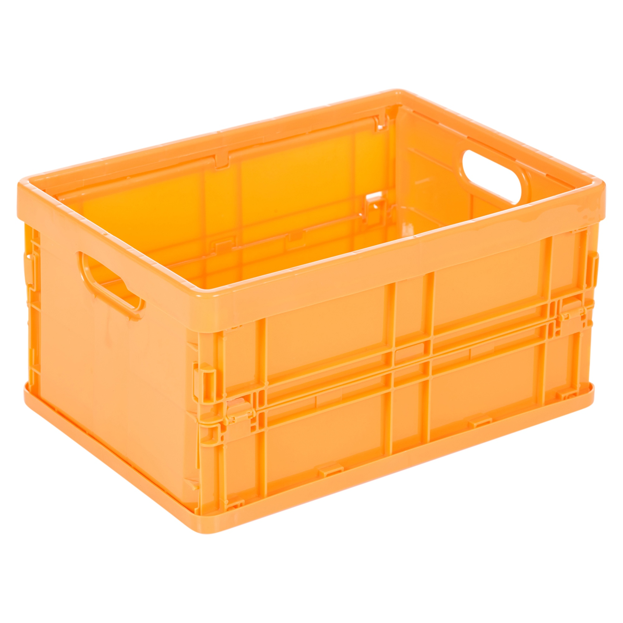 Small Plastic Storage Collapsible Boxes Organiser Sorter