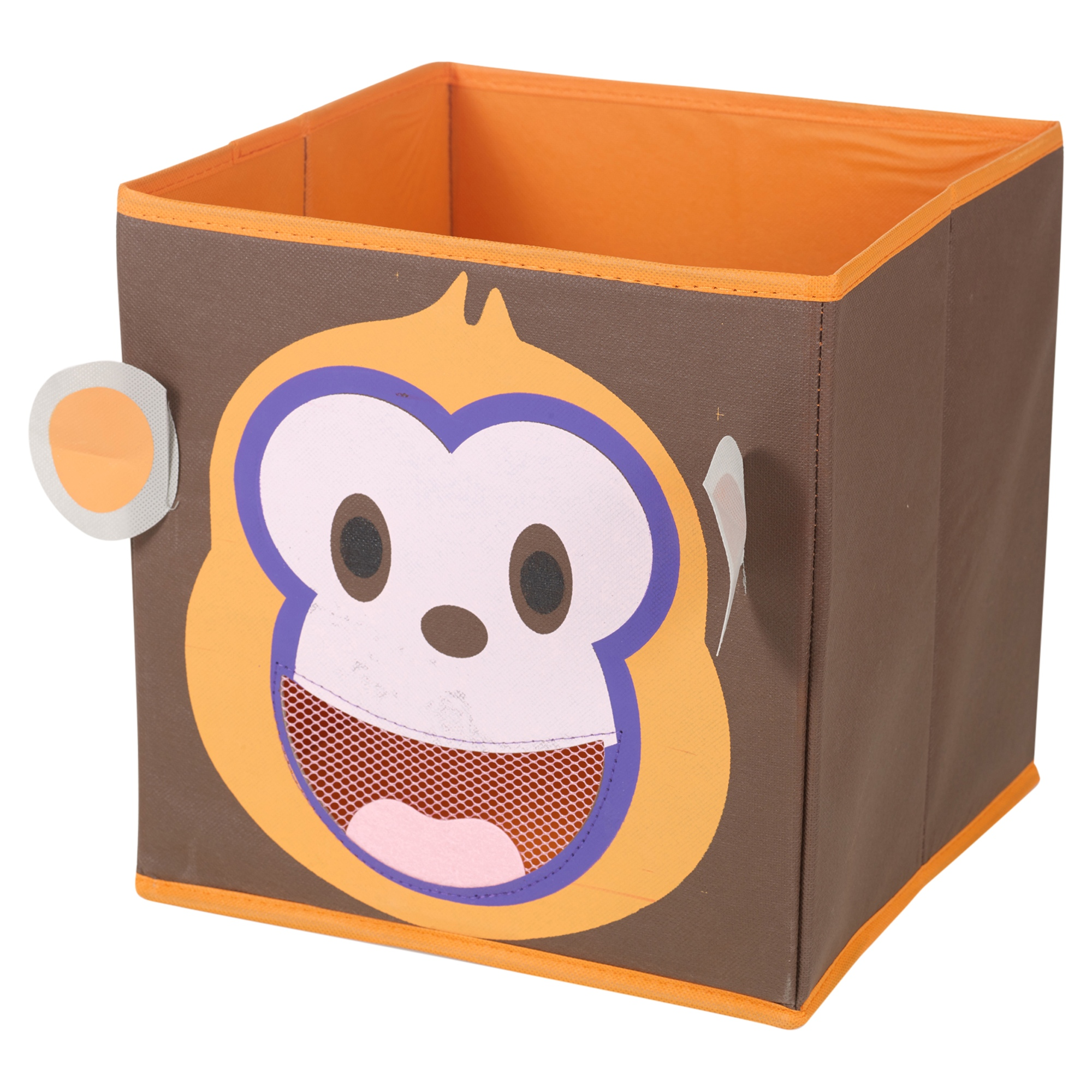 New Non Woven Fabric Folding Underwear Storage Box Bedroom: Kids Toy Animal Storage Box Non Woven Fabric Collapsible