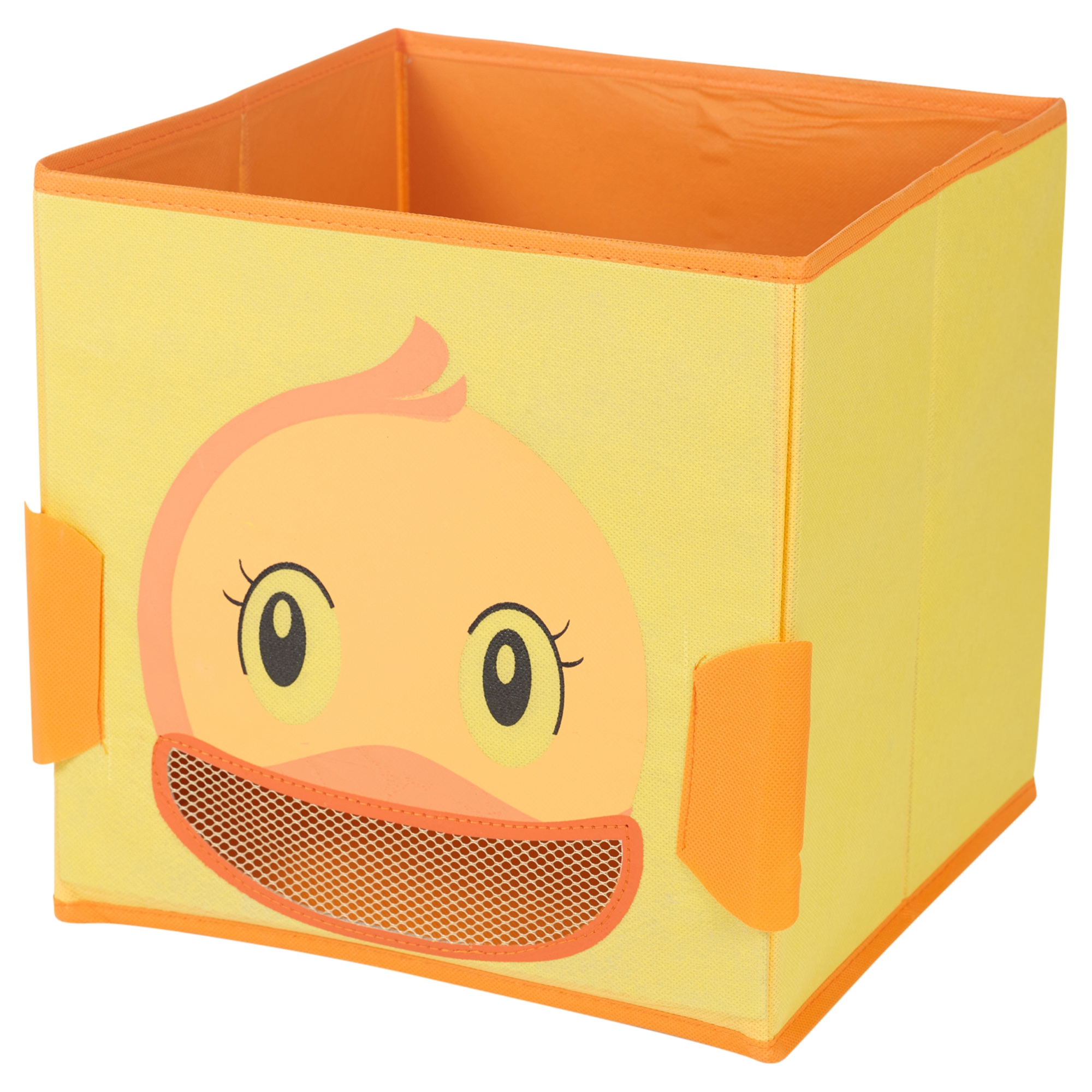 Toy Bin Organizer Kids Childrens Storage Box Playroom: Kids Toy Animal Storage Box Non Woven Fabric Collapsible