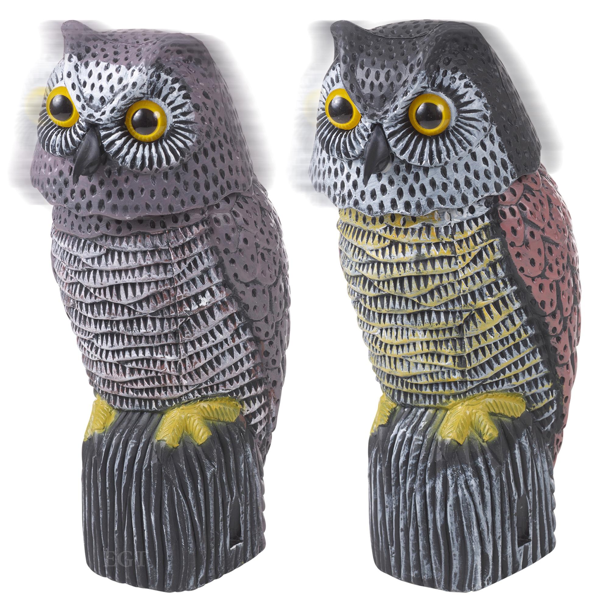 Great Garden Owl EBay