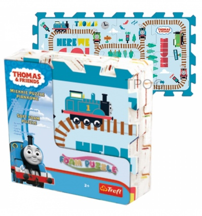 Foam Puzzle - Thomas & Friends [604665]