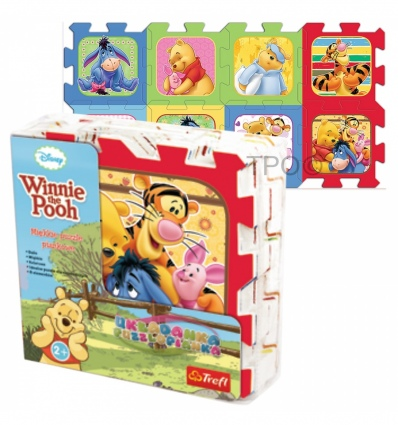 Foam Puzzle - Winnie the Pooh [602968]