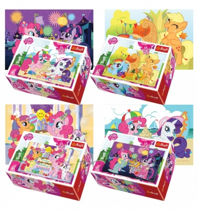 54 Mini - My Little Pony