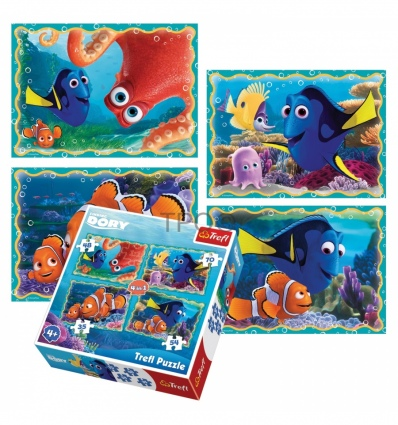 4in1 - Finding Dory [342598]