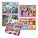 4in1 - Ponies holiday [341539]