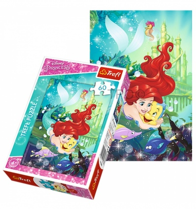 60 - Ariel and her friends [172836]