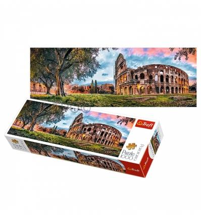 1000 Panorama - Colosseum at dawn [290301]