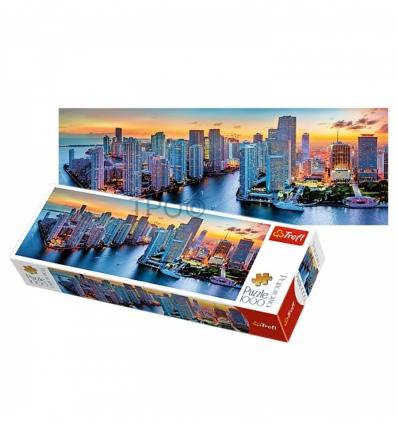 1000 Panorama - Miami after dark [290271]
