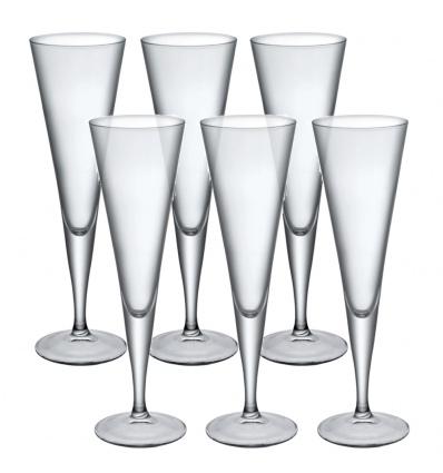 Bormioli Rocco Ypsilon Champagne Flutes [035865]