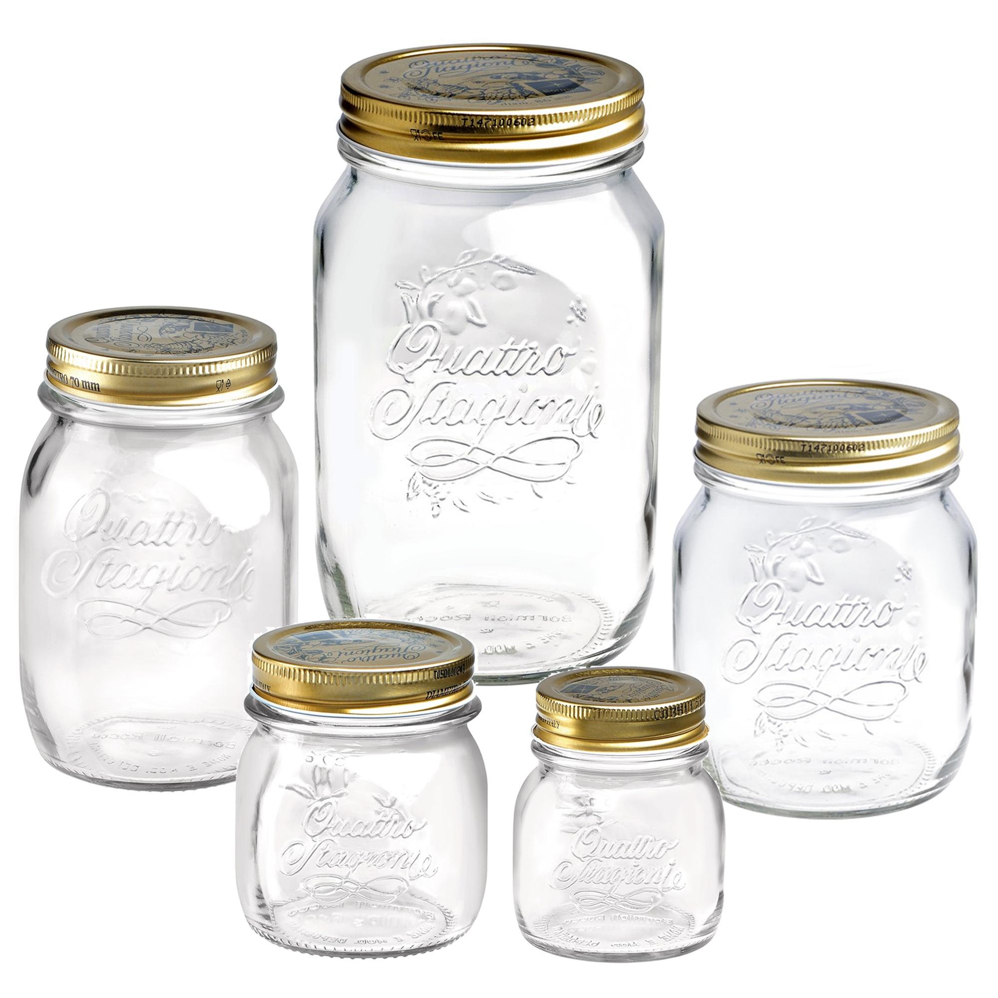 Kitchen Glass Jars Uk