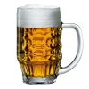 Bormioli Rocco 6pc Malles 67cl Glass Beer Mug [030747]