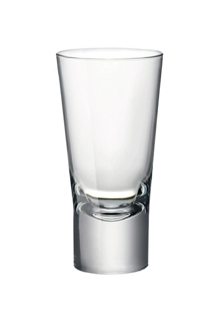 Bormioli rocco ypsilon toughened 70ml double shot glasses for Cocktail 7cl